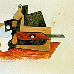 1919 Nature morte2, Pablo Picasso (1881-1973) Period of creation: 1919-1930