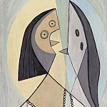 1929 Buste de femme2, Pablo Picasso (1881-1973) Period of creation: 1919-1930