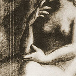 Pablo Picasso (1881-1973) Period of creation: 1919-1930 - 1921 Nu assis