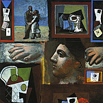 1920 Рtudes, Pablo Picasso (1881-1973) Period of creation: 1919-1930