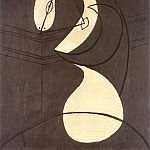 Pablo Picasso (1881-1973) Period of creation: 1919-1930 - 1930 Figure (TИte de femme)