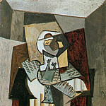 1919 Nature morte au pigeon, Pablo Picasso (1881-1973) Period of creation: 1919-1930