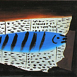 1922 Poisson, Pablo Picasso (1881-1973) Period of creation: 1919-1930