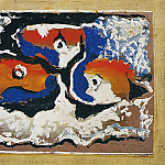 1924 Trois pommes, Pablo Picasso (1881-1973) Period of creation: 1919-1930