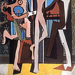 Pablo Picasso (1881-1973) Period of creation: 1919-1930 - 1925 La danse