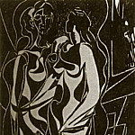Pablo Picasso (1881-1973) Period of creation: 1919-1930 - 1926 Couple