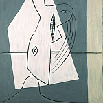 1927 Figure1, Pablo Picasso (1881-1973) Period of creation: 1919-1930