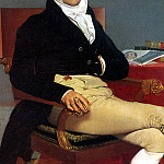 Филибер Ривьер, 1805., Jean Auguste Dominique Ingres
