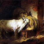 Белый бык., Jean Honore Fragonard