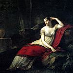 ПРЮДОН ПЬЕР ПОЛЬ - Императрица Жозефина, 1805., Louvre (Paris)