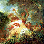 Купальщицы, ок. 1772/75., Jean Honore Fragonard