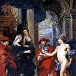 Ангулемский договор., Peter Paul Rubens