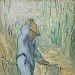 Vincent van Gogh - The Woodcutter (after Millet)