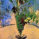 Vincent van Gogh - Glass with Wild Flowers