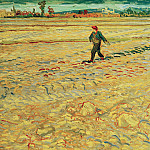 The Sower, Vincent van Gogh