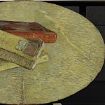 Still Life with Three Books, Vincent van Gogh