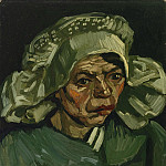 Vincent van Gogh - Head of a Woman