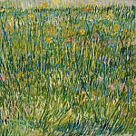 Pasture in Bloom, Vincent van Gogh