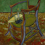 Vincent van Gogh - Gauguins Chair