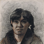 Vincent van Gogh - Portrait of a Woman