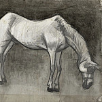 Old Nag, Vincent van Gogh