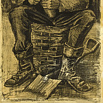 Vincent van Gogh - Workman