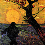 Vincent van Gogh - The Sower
