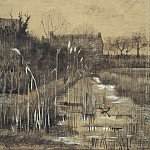 Ditch, Vincent van Gogh