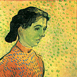 The Little Arlesienne, Vincent van Gogh