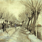 Vincent van Gogh - Road in Etten