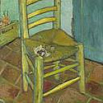 Van Goghs Chair, Vincent van Gogh