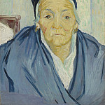 An Old Woman of Arles, Vincent van Gogh