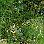 Clumps of Grass, Vincent van Gogh