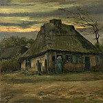 The Cottage, Vincent van Gogh