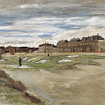 Vincent van Gogh - Bleaching Ground
