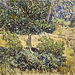 Trees and Shrubs, Vincent van Gogh