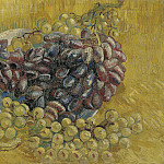 Still Life with Grapes, Vincent van Gogh