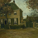 The Parsonage at Nuenen, Vincent van Gogh