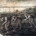 Vincent van Gogh - The Bearers of the Burden