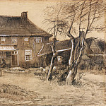 Vincent van Gogh - The Vicarage at Neunen