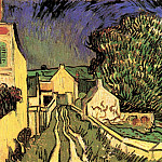 The House of Pere Pilon, Vincent van Gogh