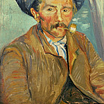 Vincent van Gogh - The Smoker