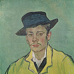 Portrait of Armand Roulin, Vincent van Gogh