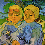 Two Children, Vincent van Gogh
