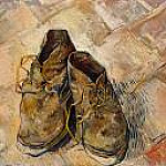 Shoes, Vincent van Gogh