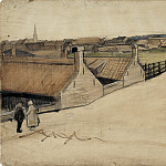 Vincent van Gogh - View of Scheveningen