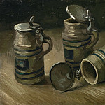 Beer Tankards, Vincent van Gogh