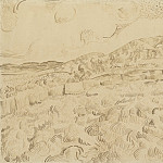 Wheatfield After a Storm, Vincent van Gogh