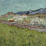 Vincent van Gogh - View of the Alpilles
