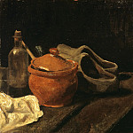 Still life with clogs, Vincent van Gogh